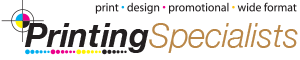 Printing Specialists Logo