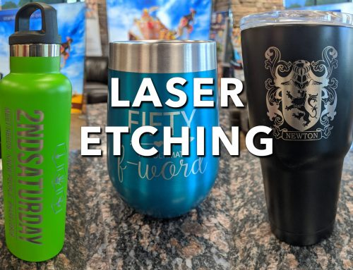 Laser Etching & Engraving